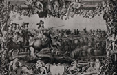 Tapestry (Van der Meulen) - The Great Cond� - Louis II de Bourbon Prince de Cond�