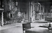 Picture of a Seigniorial House - Salon - Habitation Seigneuriale au Temps de Rubens
