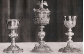 Eucharistic Objects - Chalices and Ciborium