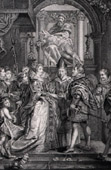 The Wedding by Proxy of Marie de' Medici to King Henri IV (Peter Paul Rubens)