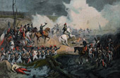 Austrian Army vs French Army - Belgium - Li�ge - Battle of Varoux - French Revolutionary Wars - 1792