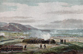 Napoleon Bonaparte - Siege of Toulon - French Revolutionary Wars - 1793