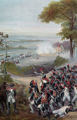 Austrian Army vs French Army - Duhesme - Battle of Charleroi - French Revolutionary Wars - 1794