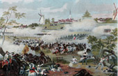 Austrian Army vs French Army - Belgium - Battle of Hooglede - French Revolutionary Wars - 1794