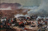 Napoleonic Campaign in Egypt - Ottoman Empire - Battle of Mount Tabor - Kléber - Napoleon Bonaparte - Napoleonic Wars - 1799