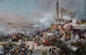 Napoleonic Campaign in Egypt - Ottoman Empire - Battle of Heliopolis - Kl�ber - Napoleon Bonaparte - Napoleonic Wars - 1800