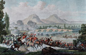 Austrian Army vs French Army - Italy - Battle of Chivasso - Napoleonic Wars - 1800