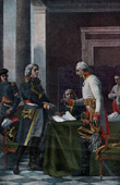 Austrian Army vs French Army - Berthier and Michael von Melas - Convention of Alexandria - Napoleonic Wars - 1800