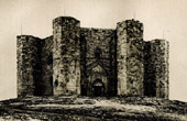 Castle - Castel del Monte - Castrum Sancta Maria de Monte - Andria - Apulia (Italy)