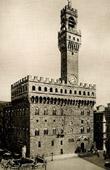 Palace - Palazzo Vecchio - Palazzo della Signoria - Florence (Italy)
