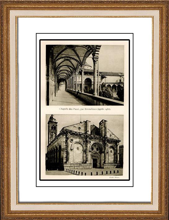 brunelleschis chapel essay