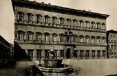 Palazzo Farnese in Rome - Antonio da Sangallo the Younger - Michelangelo - Giacomo della Porta - Frescoes by Annibale Carracci (Italy)