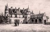 Castle - Ch�teau d'Amboise (France)