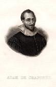 Portrait of Adam de Craponne (1526-1576)