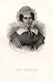 Portrait de Marie-Jeanne Dubois - Veuve Vignon