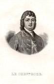 Portrait of Chevalier Roze - Nicolas Roze (1675-1733) - Great Plague of Marseille
