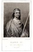 Portrait of Clovis III (vers 670- ?)
