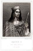Portrait of Clovis II (637-657)
