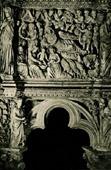 Italian Sculpture - Pulpit (Giovanni Pisano) - Nativity