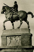 Italian Sculpture - Equestrian Statue of Gattamelata (Donato di Niccolò di Betto Bardi - Donatello)