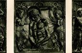 Escultura Italiana - Bajorrelieves de Bronce - Jes�s Cristo - Angelos (Donato di Niccol� di Betto Bardi - Donatello)