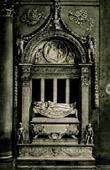 Italian Sculpture - Tomb of Carlo Marsuppini (Desiderio de Settignano)