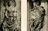 Italian Sculpture - Tomb - Charity (Mino de Fiesole)