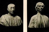 Italian Sculpture - Bust of Pietro Mellini (Benedetto da Maiano) - Bust of Machiavelli