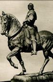 Italian Sculpture - Equestrian Statue of Bartolomeo Colleoni (Andrea di Francesco di Cione - Il Verrocchio)