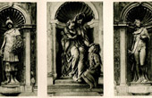 Escultura Italiana - Minerva - Apolo - Madonna e o Menino (Jacopo Sansovino)