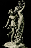 Italian Sculpture - Apollo and Daphne (Gian Lorenzo Bernini)
