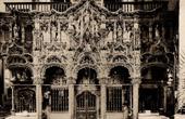 Belgian Architecture - Saint-Nicolas Church Diksmuide - Dixmude