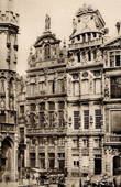 Belgian Architecture and Sculpture - Grand Place of Brussels