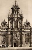 Arquitetura na B�lgica - S�o Jo�o Batista - Igreja Saint Jean Baptiste au B�guinage em Bruxelas