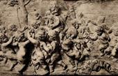Belgian Sculpture - Cherubs - Ronde d'Amours (Lucas Faydherbe)