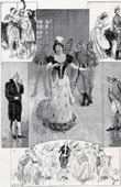 Theater - Operetta - Mademoiselle George - Cottens and Weber (M. Parys)