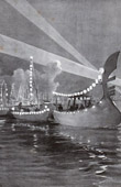 Cherbourg - Gondola of Venice