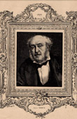 Portrait - French Academy - Author - Philosopher - Jules Simon