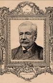 Portrait - French Academy - Ambassador - Ferdinand de Lesseps