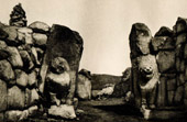 Art of the Ancient Occidental Asia - Lions' Gate in Boğazkale - Anatolia