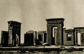Kunst Alt Westasiens - Palast von Dareios I in Persepolis - Tachara - 5. Jahrhundert v. Chr.