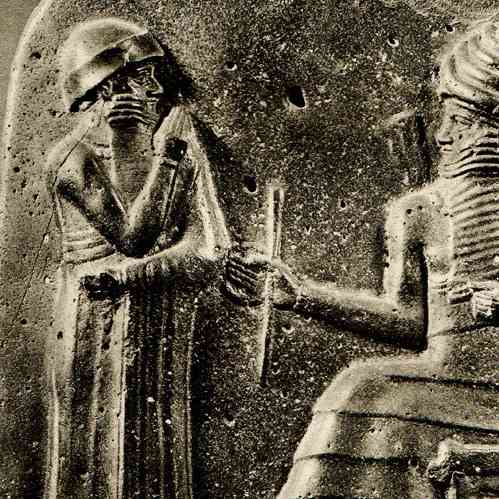 a description of hammurabi as king of babylonia Hera is 8-10-2017 kudurrus (small steles recording royal gifts of land) first appeared during the babylonian kassite dynasty this example records a gift of land made by a description of.