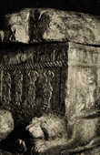 Art of the Ancient Occidental Asia - Sarcophagus of Ahiram King of Byblos - 1000 BC