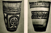 Art of the Ancient Occidental Asia - Ceramic Vases coming from Necropolis of Susa - 3500s BC