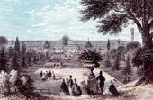 Hyde Park - London - Broad Walk - Crystal Palace (England)