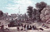 Hyde Park - London - The Rosary - Crystal Palace (England)