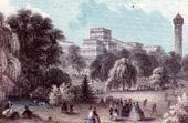 Hyde Park - London - Park and Archery Ground - Crystal Palace (England)