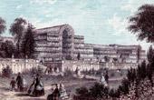 Hyde Park - London - Second Terrace - Crystal Palace (England)