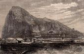 Ansicht von Gibraltar (Vereinigtes K�nigreich)