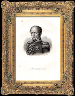 Portr�t von Antoine Drouot (1774-1847)